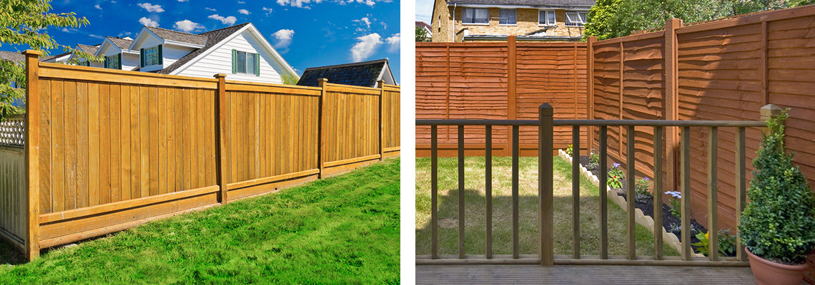 Fence Installation - Outdoor Building Solutions